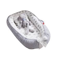 LightSmile <b>Newborn Baby Lounger Portable</b> Removable Washable ...