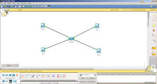 cisco packet tracer building a vlan network using switch in click the switch then a window will open go to cli tab 5 if you are not in the priviledge mode switch type enable 6 configure the vlan