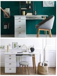 Стол письменный с 4 ящиками JIMI - <b>La Redoute</b> Interieurs ...