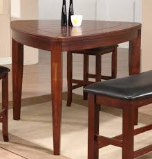 Solid Cherry Dining Room Table Kitchen Killer Picture Of Small Kitchen And Dining Room