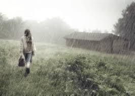 สายฝนกับคนเหงา