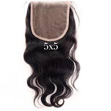 <b>5x5 Lace Closure</b> – Hair So Fab