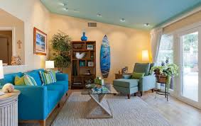 tropical living rooms: coastal interior decorating ideas design decorating