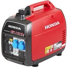Инверторный <b>бензиновый генератор Honda</b> EU 22i - цена ...