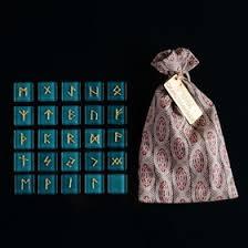 <b>Набор скандинавских рун из</b> стекла, 25 штук (795791) - Купить по ...