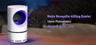 $13 with coupon for <b>Utorch Photocatalytic Mosquito Killer</b> Lamp from ...