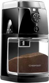 Chefman Coffee Grinder Electric Burr Mill - Freshly ... - Amazon.com