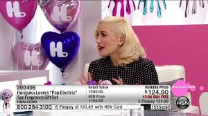 "HSN | Gwen Stefani's <b>Harajuku Lovers</b> ""Pop Electric"" Fragrance Set ..."