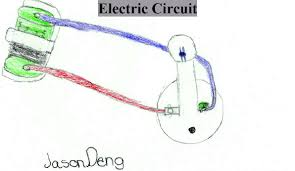 Drawing Electric Circuits New Page