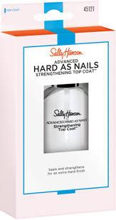 <b>Sally Hansen</b> Hard As Nails <b>Strengthening</b> Top Coat | Ulta Beauty