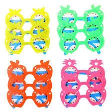 Amazon.com: LUOEM Kids <b>Pineapple</b> Eyeglasses Party Sunglasses ...