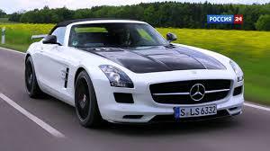 <b>Mercedes</b>-<b>Benz SLS AMG</b> GT Final Edition // АвтоВести 161 ...