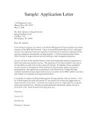 resume and application letter sample cipanewsletter example of application letter example application letter for fresh