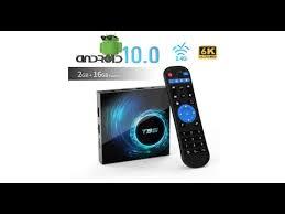 Televisions & Video Android 10.0 <b>TV</b> Box <b>T95</b> Allwinner H616 ...