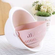 <b>2018 High Quality Fashion</b> Double Drain Basket Bowl Washing ...