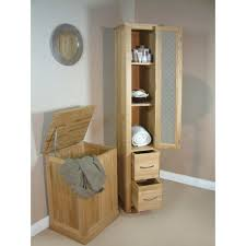 mobel oak closed bathroom unit tall baumhaus mobel oak medium