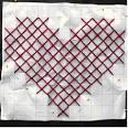 Вышивки крестом на бумаге схемы