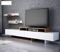 HEERA MOTI CORPORATION <b>TV</b> Stand and Two Wall Shelf Set ...