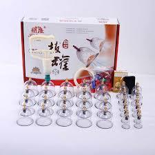 <b>32</b> pcs ventosa acupuncture cans massage <b>Vacuum</b> cupping set ...