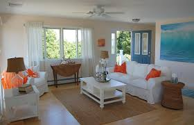 the cove beach house had good bones but was stifled with dark walls and cluttered with an excess of small furnishings with some repairs reconditioned beach shabby chic furniture
