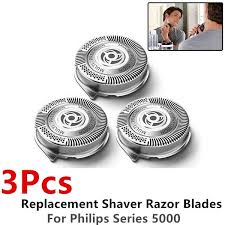 <b>3Pcs Shaving</b> Heads Replacement <b>Shaver Razor Blades</b> for Philips ...