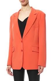 Женские <b>пиджаки</b> цвет ОРАНЖЕВЫЙ - купить в интернет ...