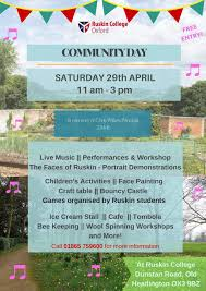 oxford south oxon family grapevine community day