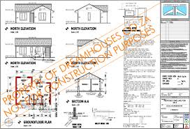 South African House Plan Example   In accordance   the National    SAHousePlanExample