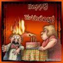 Поздравление с днем рождения с юмором для