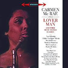 CARMEN MCRAE - Sings Lover Man & Other <b>Billie Holiday Classics</b> ...