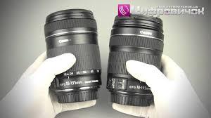 Видеообзор <b>Canon EF</b>-<b>S</b> 18-135mm f 3.5-5.6 IS и <b>Canon EF</b>-<b>S</b> 18 ...