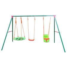 <b>Детский комплекс с качелями</b> DFC™ SBN-02 - купить в ...