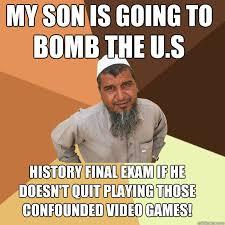 Ordinary Muslim Man memes   quickmeme via Relatably.com