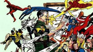 Could Marvel Lose the Rights to The Avengers? – Jack Kirby