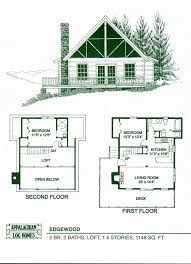 ideas about Small Log Homes on Pinterest   Log Homes  Log    Small Log Cabin Floor Plans   Shrink first floor bath  one sink is fine