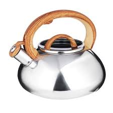 <b>Чайник</b> стальной, зеркальный, стеклянная крышка, индукция, <b>3.0</b> ...