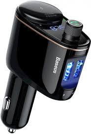 ROZETKA | <b>FM</b>-<b>трансмиттер Baseus Locomotive</b> Bluetooth MP3 ...