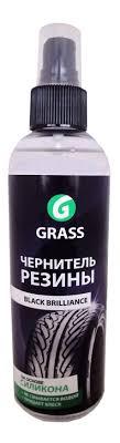 <b>Чернитель резины GRASS Black</b> Brilliance (0,5л) - отзывы ...