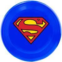 <b>Buckle</b>-<b>Down фрисби Супермен</b> синий, 1 шт купить, цена и ...