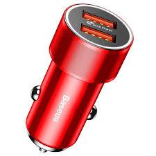 Автомобильное <b>зарядное устройство</b> быстрое QC 3.0 2xUSB ...