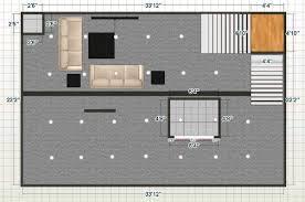 lighting for basements. finish basement recessed lighting for basements h