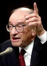 "In his article on your opinion page, ""The Fed Didn't Cause the Housing Bubble,"" Alan Greenspan attributes the housing bubble to lower interest rates between ... - alangreenspan-273x384"