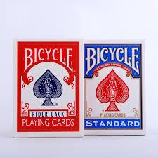 <b>1pcs</b> USA Native Bicycle <b>Deck</b> Red or Blue Magic Regular Playing ...