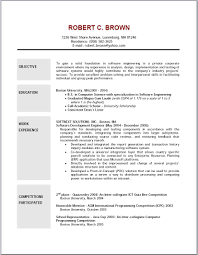cover letter resume sample objective resume sample objectives cover letter resume examples for objectiveresume sample objective extra medium size