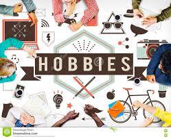 hobbies activity amusement time interest concept stock photo hobbies activity amusement time interest concept