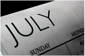 Image result for JULY