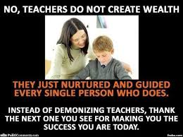 Teachers Teach The Wealthy Meme Generator - Captionator Caption ... via Relatably.com