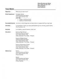 desirable high school student resume template word brefash simple resume format pdf simple resume template in microsoft word high school resume template microsoft word