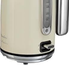 <b>Чайник электрический TESLER KT-1755</b> BEIGE купить в интернет ...