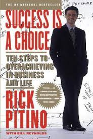 recommended books success is a choice rick pitino